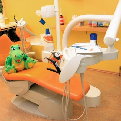Der Prophylaxe-Behandlungsplatz