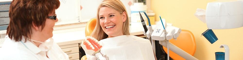 Optimale Vorsorge mit Professioneller Zahnreinigung